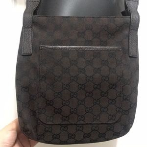GUCCI Small Crossbody Messenger Bag